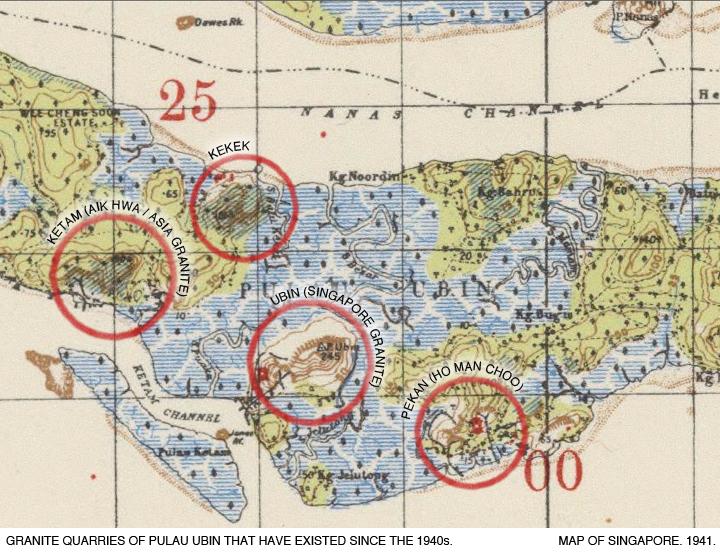 _15-Map-1941-Pulau Ubin-Quarries