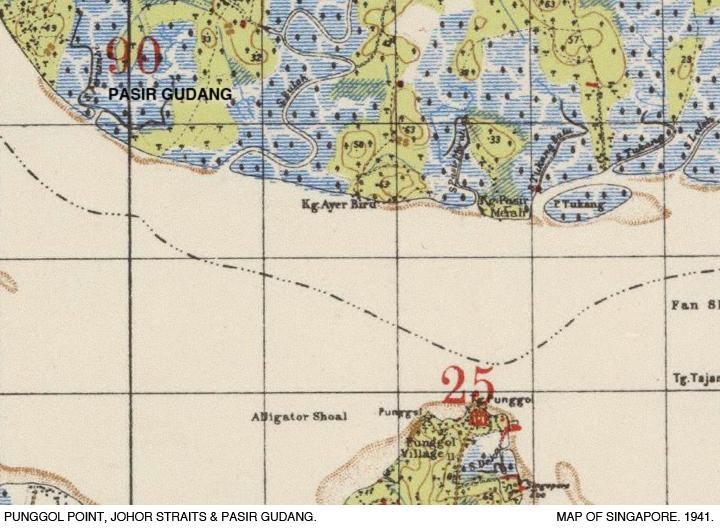 _05A-Map-1941-PunggolPoint-PasirGudang