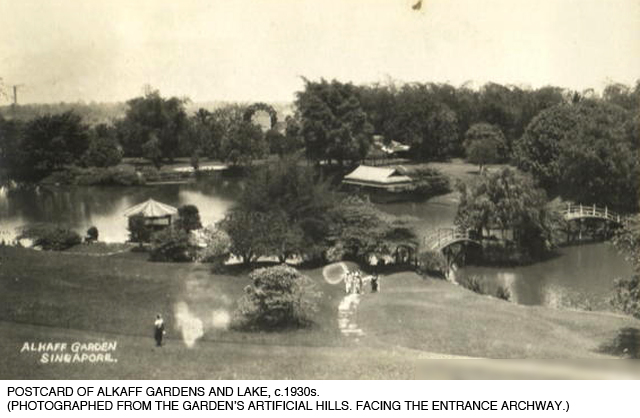 Alkaff Garden