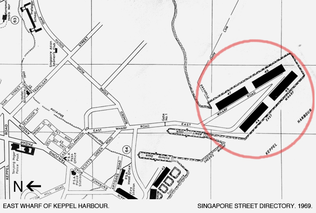 _12B-Street-Directory-1969-East Wharf-Keppel-Harbour