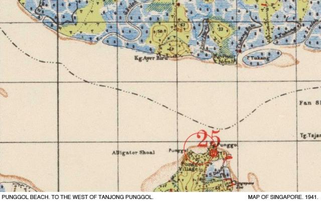 _06A-Map-1941-Punggol-Beach