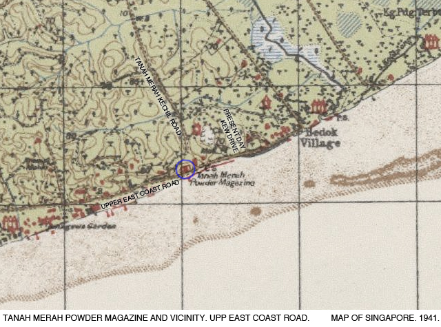 _09-Map-1941-Tanah-Merah-Powder-Magazine