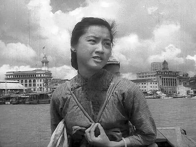 唐山阿嫂 China Wife 椰林月 Moon Over Malaya 1957