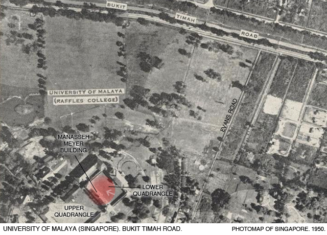 _07B-Photomap-1950-University-of-Malaya-Singapore