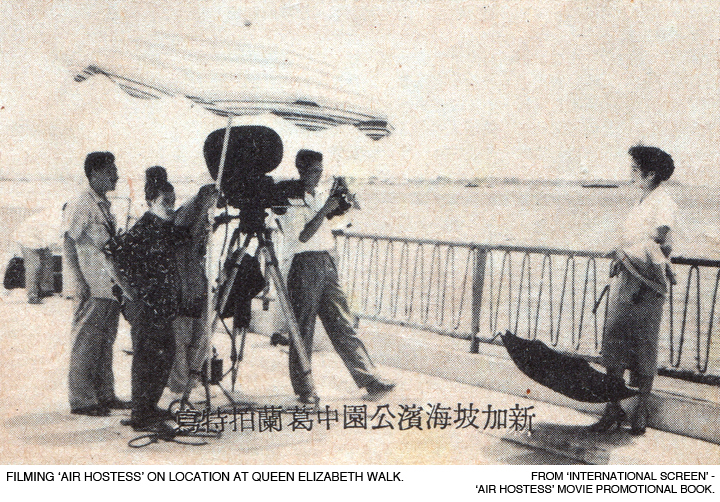 _18B-Air-Hostess-Queen-Elizabeth-Walk-filming-on-location